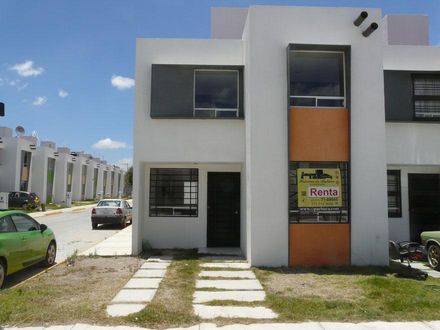 Casas en renta en pachuca for Alquiler casa en umbrete sevilla