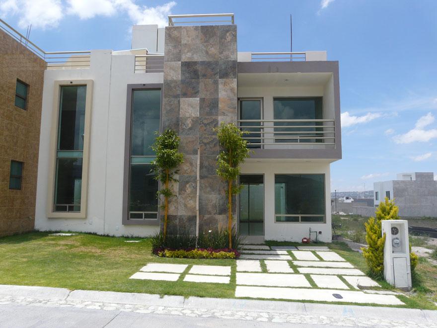 Venta de casas en pachuca inmobiliaria en pachuca for Casas nuevas minimalistas